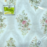 Servilleta decoupage  Floral charming wallpaper