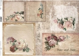 Papel arroz decoupage R0013L