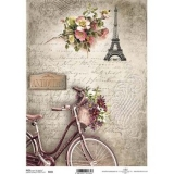 Papel arroz decoupage R0498