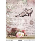 Papel arroz decoupage R0706