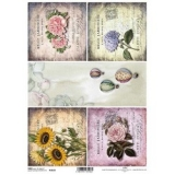Papel arroz decoupage R1122