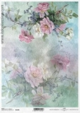 0Papel arroz decoupage R1388