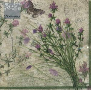Servilleta decoupage Bouquet Garnis