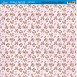 Papel scrapbooking SD-381