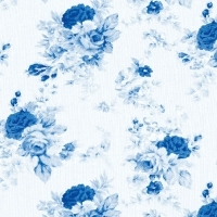 Servilleta decoupage Antoniette blue