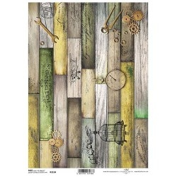 Papel arroz decoupage R1114