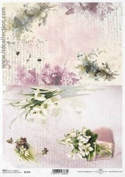 0Papel arroz decoupage R1358