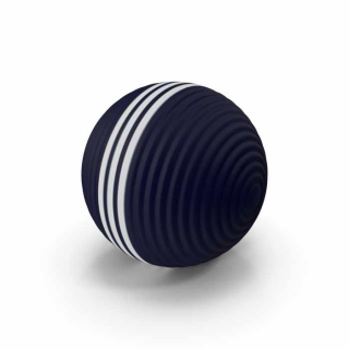 Croquet Ball Black